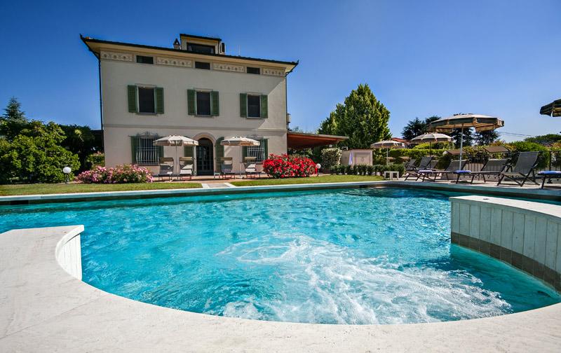 Villa toscana in affitto con piscina villa colombai orentano - Affitto casa con piscina ...