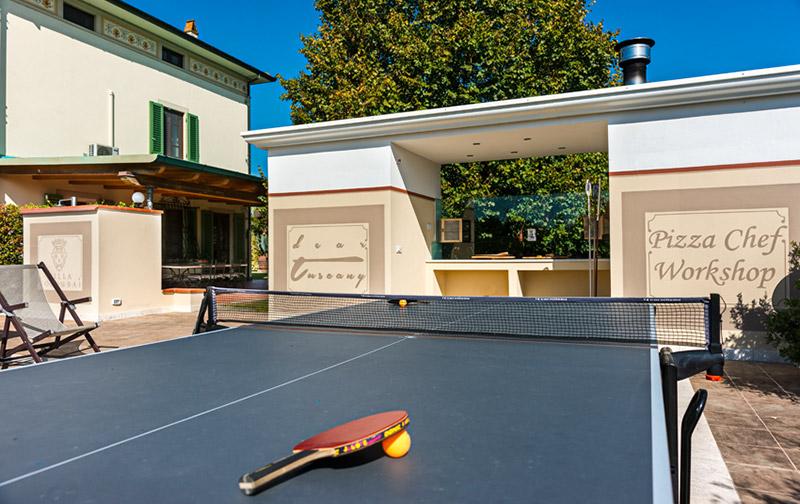 Un fantastico Ping Pong