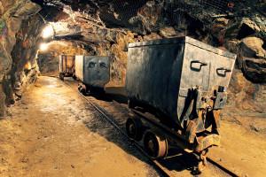 Le miniere dell'Argento Vivo a Levigliani di Stazzema (Lucca)